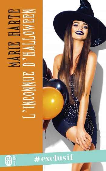 halloween - L'inconnue d'Halloween de Marie Harte 61orto11