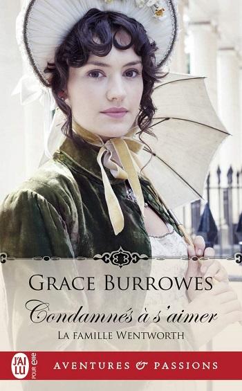 La famille Wentworth - Tome 1 : Condamnés à s'aimer de Grace Burrowes 61uqys10