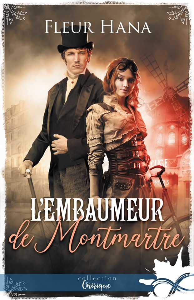 L'embaumeur de Montmartre de Fleur Hana 69679310