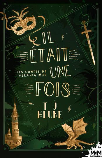 Les contes de Verania - Tome 4.5 : Il était une fois de T.J. Klune 6a462810