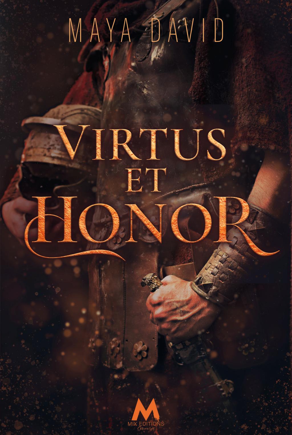 Virtus et Honor de Maya David B32baf10