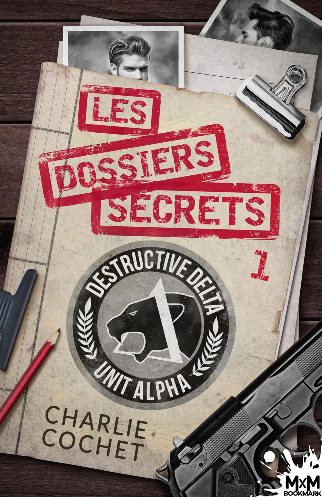 Charlie cochet?tid=0c88140306f6a808dc386ca9a1d45472 - THIRDS - Tome 10,1 : Les dossiers secrets 1 de Charlie Cochet Baacdd10