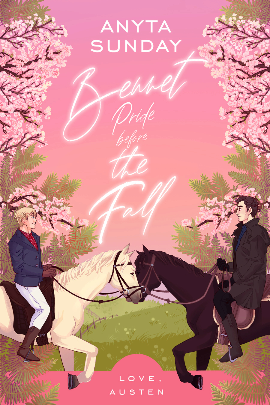 Love, Austen - Tome 3 : Bennet, Pride before the fall de Anyta Sunday Bennet10