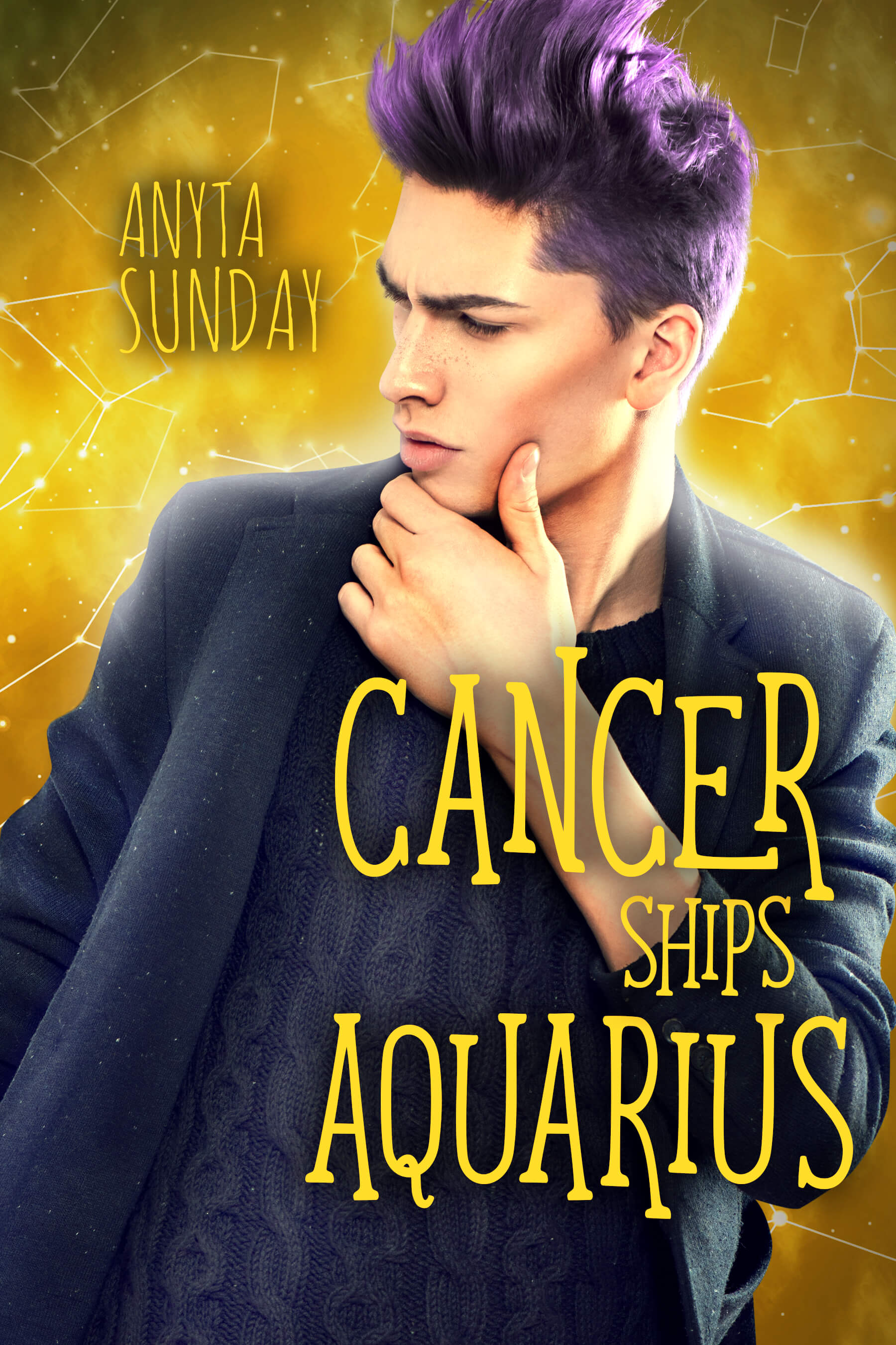 Signs of Love - Tome  5 : Cancer ships Aquarius de Anyta Sunday Cancer11
