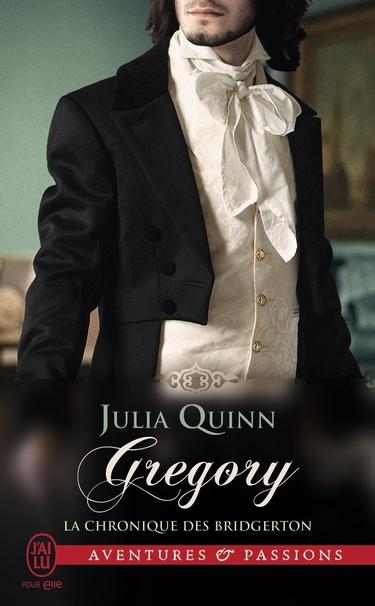 La chronique des Bridgerton - Tome 8 : Gregory de Julia Quinn Greg1010