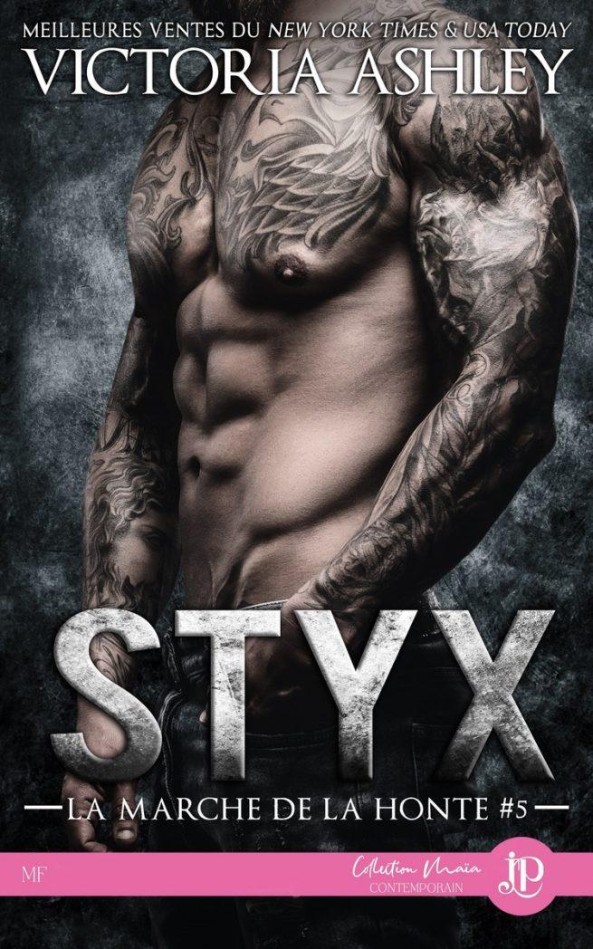 La marche de la honte - Tome 5 : Styx de Victoria Ashley La-mar10