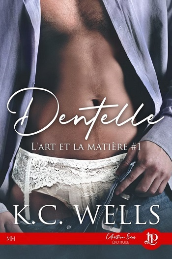 L'art et la matière - Tome 1 : Dentelle de K-C Wells Lart-e11