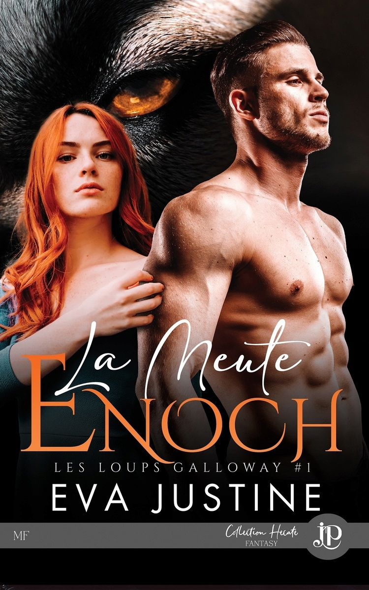 Les loups Galloway - Tome 1 : La Meute Enoch de Eva Justine Les-lo10
