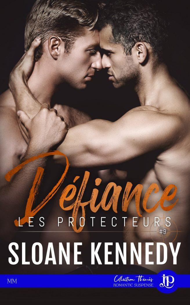 Les protecteurs - Tome 9 :  Défiance de Sloane Kennedy Les-pr13