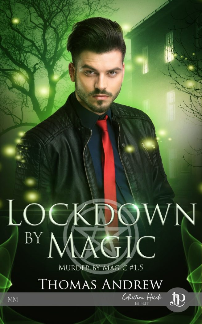 Murder by magic - Tome 1,5 : Lockdown by magic de Thomas Andrew Murder10