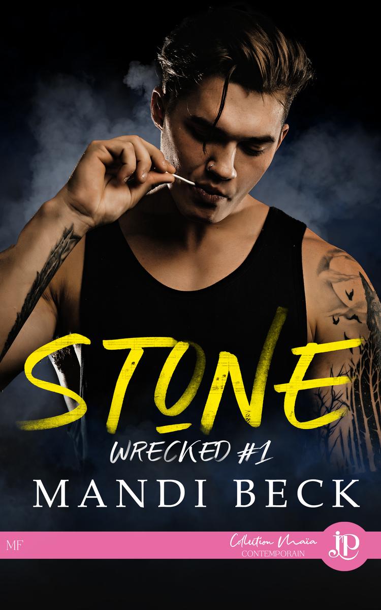 Wrecked - Tome 1 : Stone de Mandi Beck Stone_10