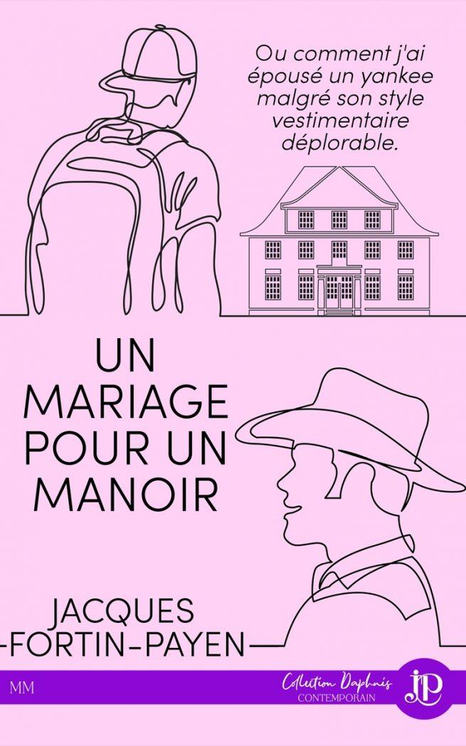 Un mariage pour un manoir de Jacques Fortin-Payen Un-mar10