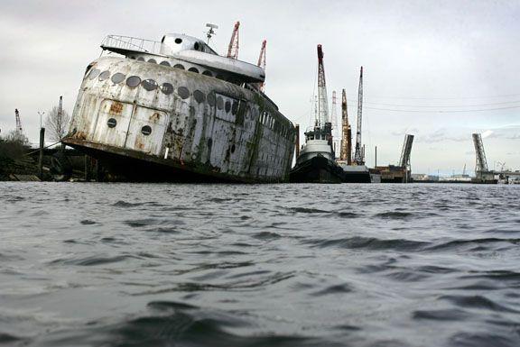Kalakala - Art Deco Ferry Kalaka11