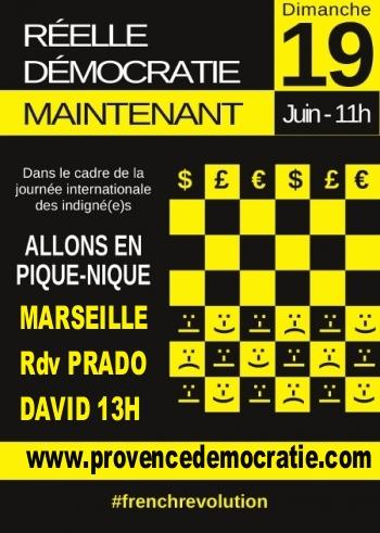 19 Juin 2011 - MARSEILLE PRADO DAVID  A 13 H + compte rendu AG Journe10