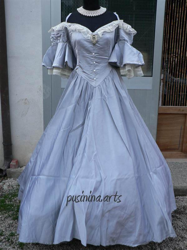 Costume di Maria Antonietta P1010112