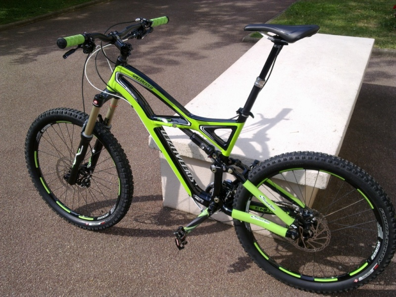 """SPECIALIZED ENDURO COMP """"MONSTER SAUCE"""" 20052020"""