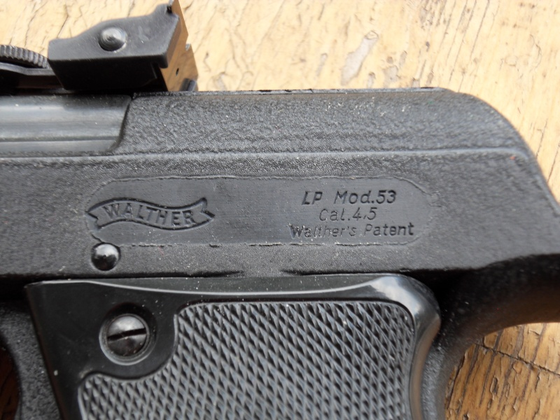 Mon vieux Walther lp 53  Sdc10313