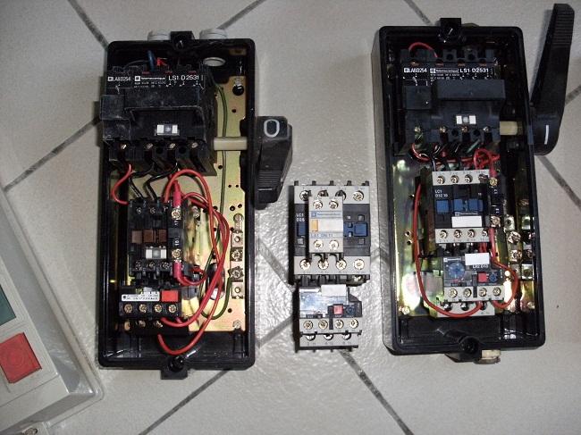 Protection moteur Teleme10