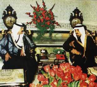 L'Arabie Saoudite, Ibn Baz et la Guerre du Golfe 1989_210