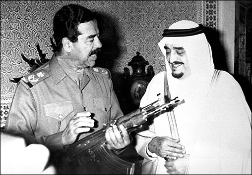 L'Arabie Saoudite, Ibn Baz et la Guerre du Golfe Fahd_s10