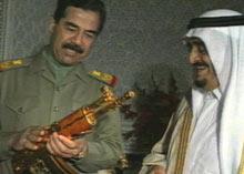 L'Arabie Saoudite, Ibn Baz et la Guerre du Golfe Fff10