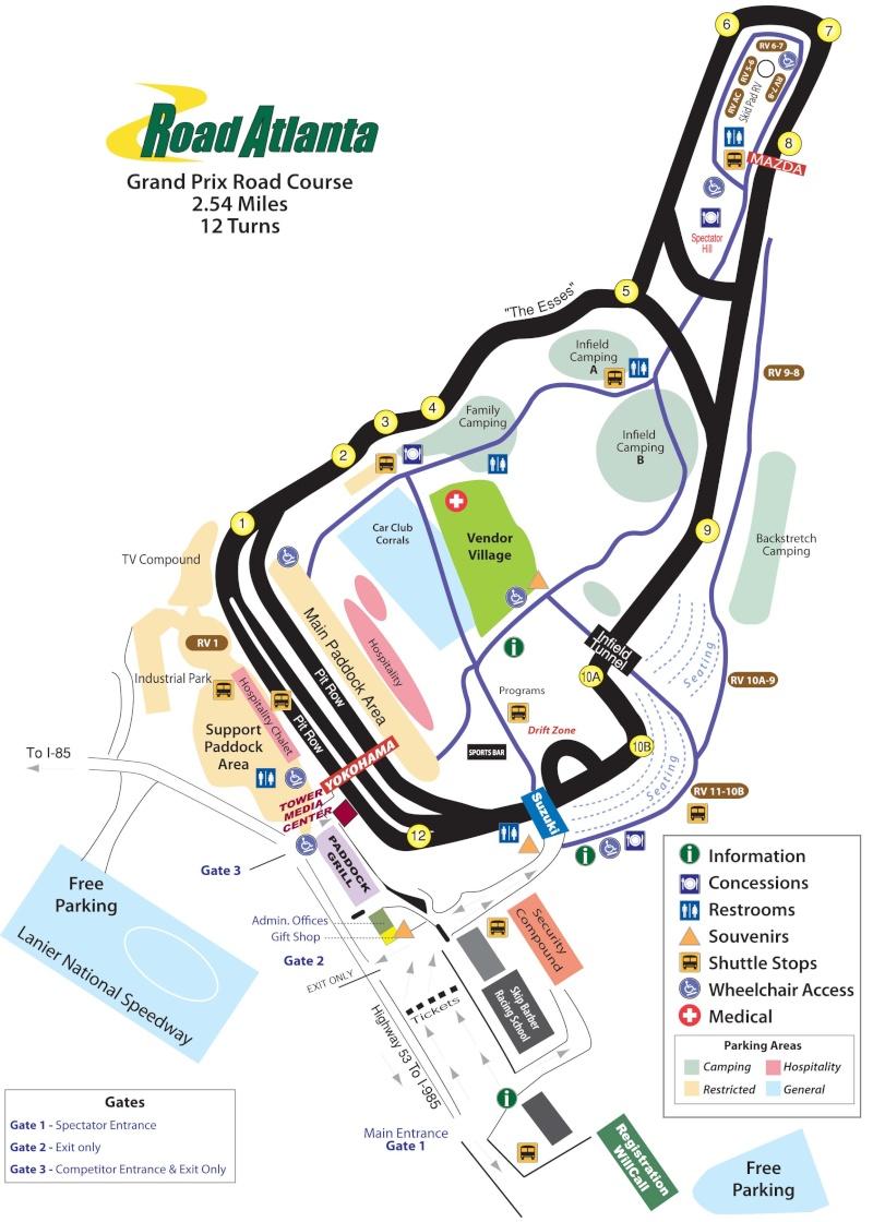 Endurance Series Championship Roadat10