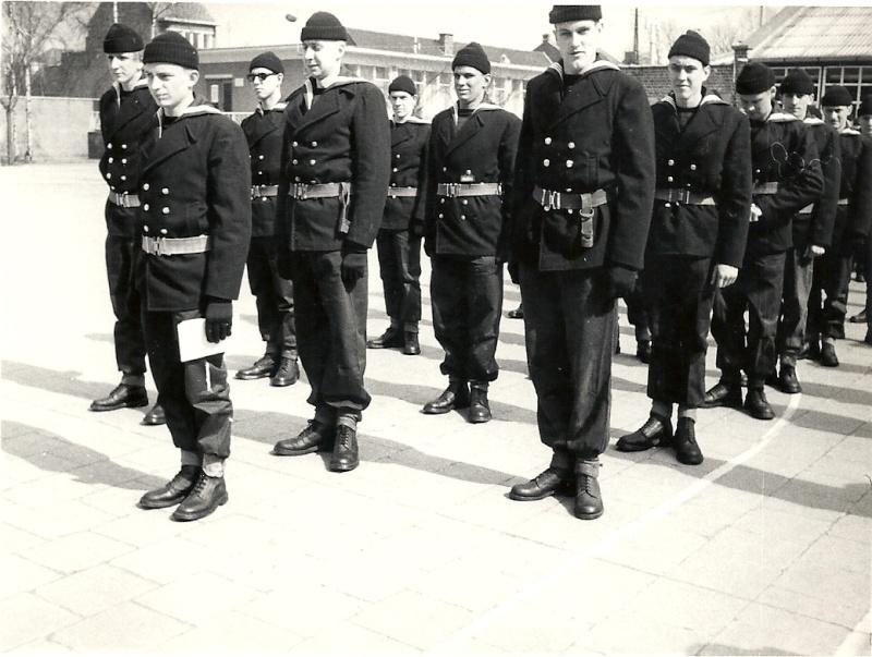 legerdienst op de M932 Nieuwpoort St-kru16