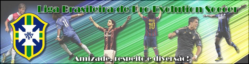 Liga Brasileira de Pro Evolution Soccer - PC