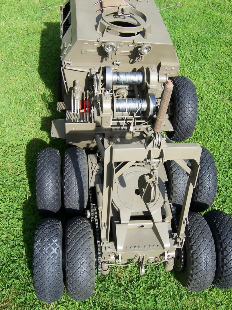La meccanica del Dragon Vagon 100_0911