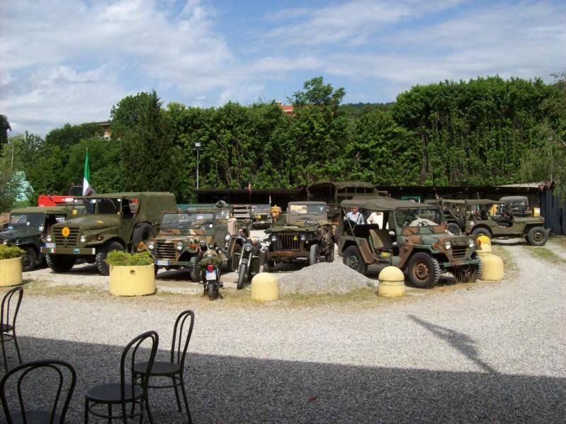 La Storia sulla diffusione dei carri armati in scala 1-16 in Italia. - Pagina 6 100_9413