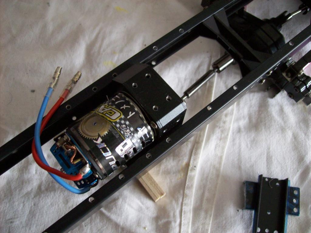 La meccanica del Dragon Vagon 101_0611