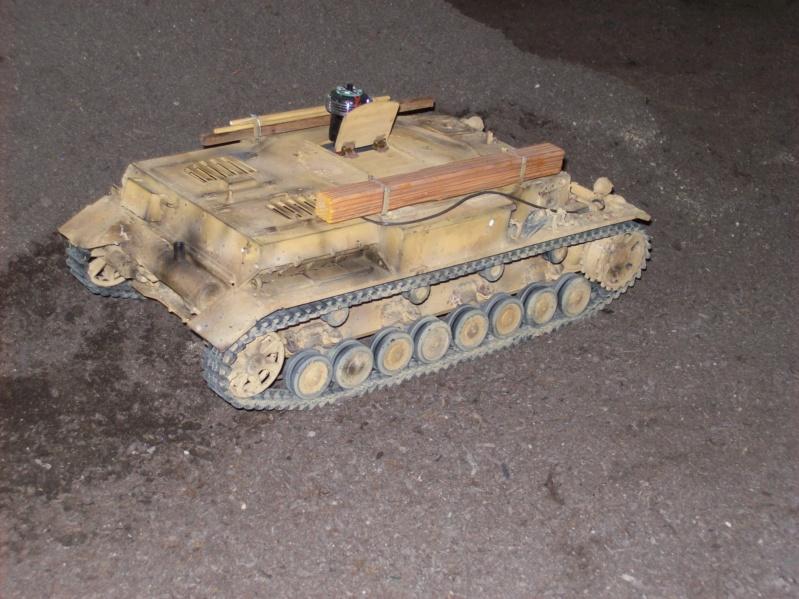 La Storia sulla diffusione dei carri armati in scala 1-16 in Italia. - Pagina 3 101_3913