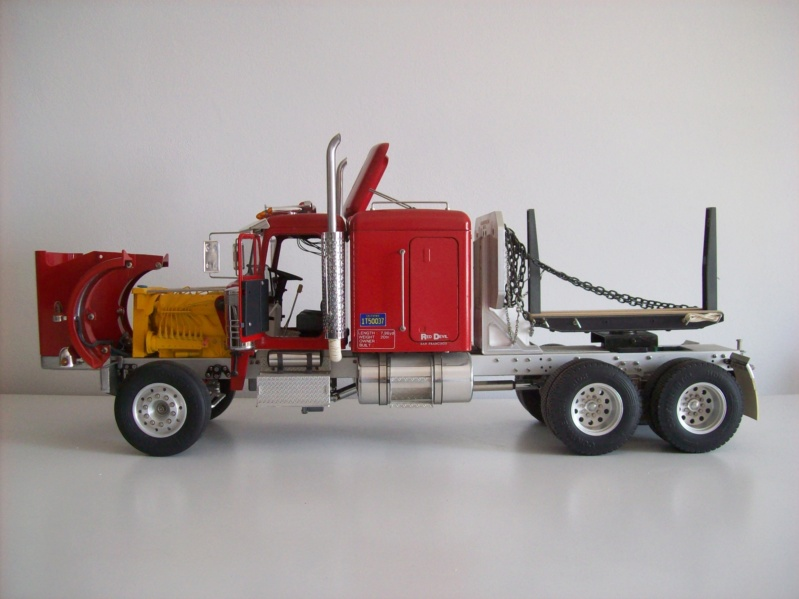 Peterbilt ScaleArt 1.16 101_8545