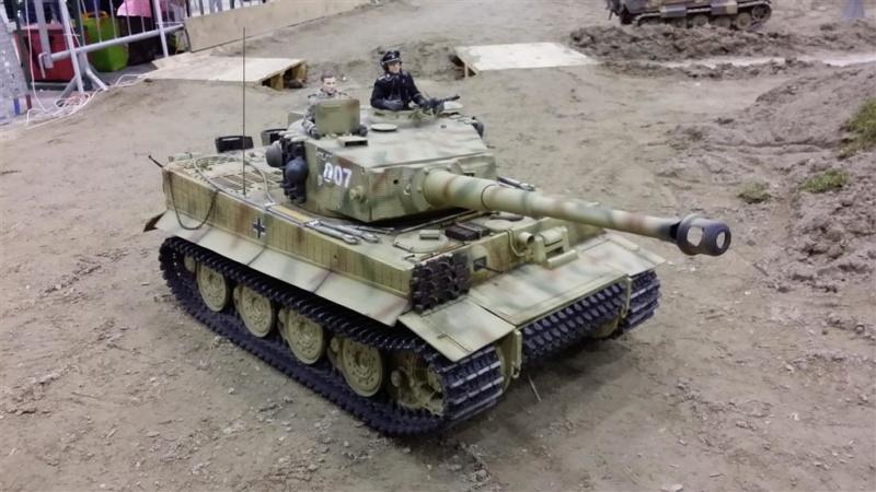 La Storia sulla diffusione dei carri armati in scala 1-16 in Italia. - Pagina 4 10982710