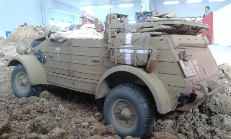 La Storia sulla diffusione dei carri armati in scala 1-16 in Italia. - Pagina 5 13419010