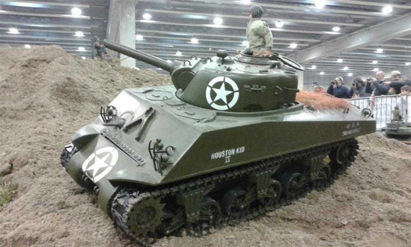 La Storia sulla diffusione dei carri armati in scala 1-16 in Italia. - Pagina 4 13820110