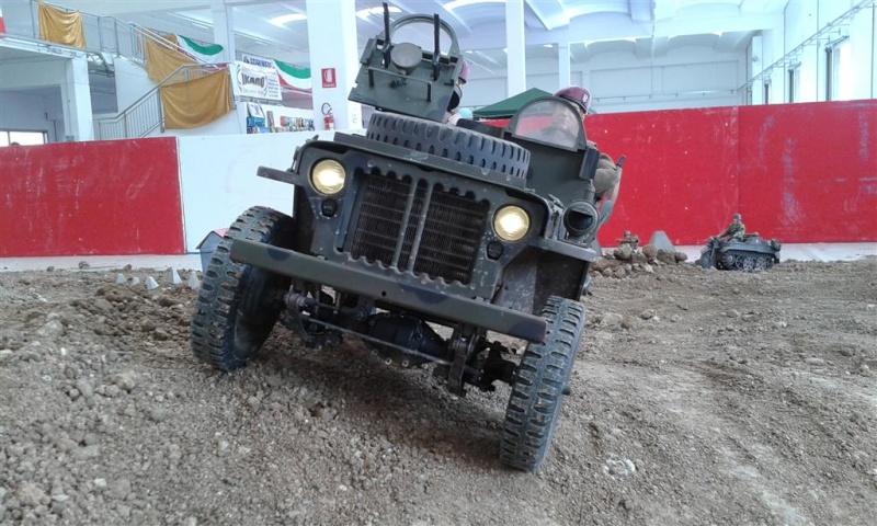 La Storia sulla diffusione dei carri armati in scala 1-16 in Italia. - Pagina 5 17065910