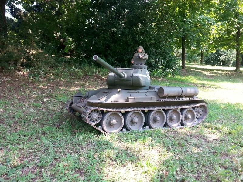 La Storia sulla diffusione dei carri armati in scala 1-16 in Italia. - Pagina 5 20150613