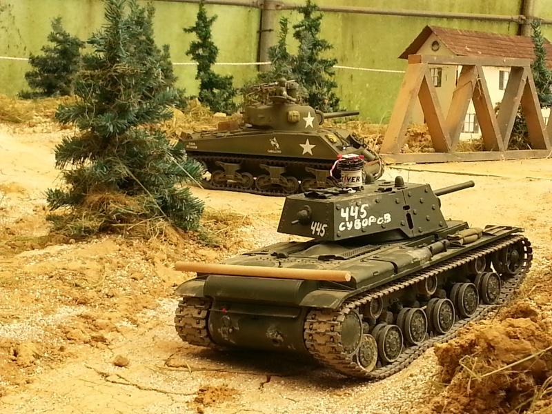 La Storia sulla diffusione dei carri armati in scala 1-16 in Italia. - Pagina 5 20150615