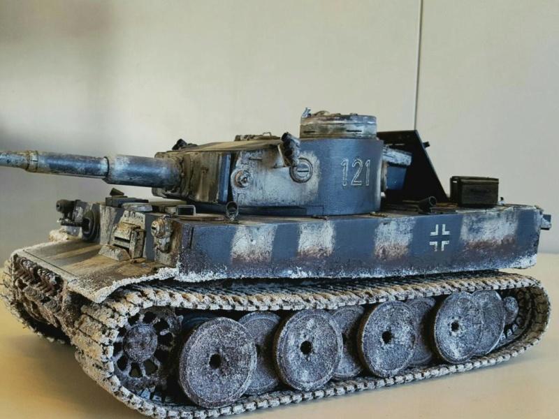La Storia sulla diffusione dei carri armati in scala 1-16 in Italia. - Pagina 9 20161010