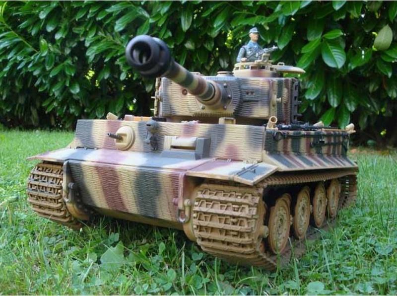 La Storia sulla diffusione dei carri armati in scala 1-16 in Italia. - Pagina 8 24-ghz14