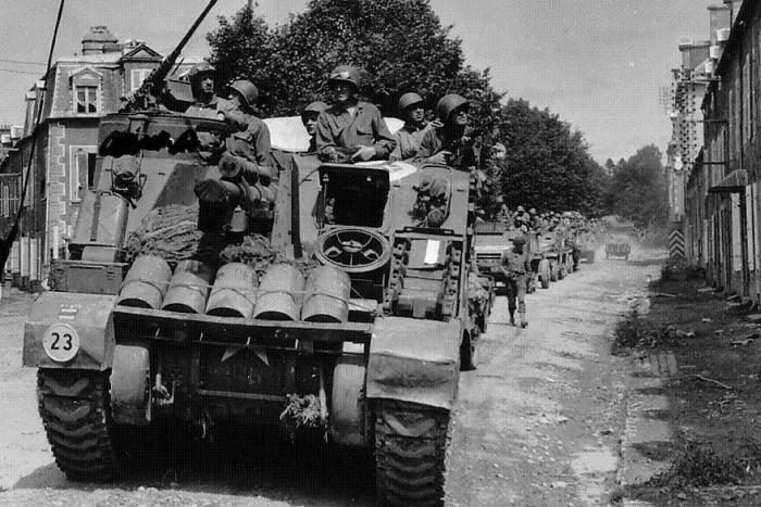 La Storia sulla diffusione dei carri armati in scala 1-16 in Italia. - Pagina 8 24256510