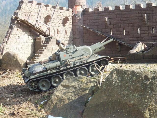 La Storia sulla diffusione dei carri armati in scala 1-16 in Italia. - Pagina 5 32000510