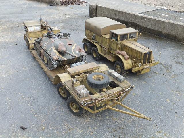 La Storia sulla diffusione dei carri armati in scala 1-16 in Italia. - Pagina 5 32068010