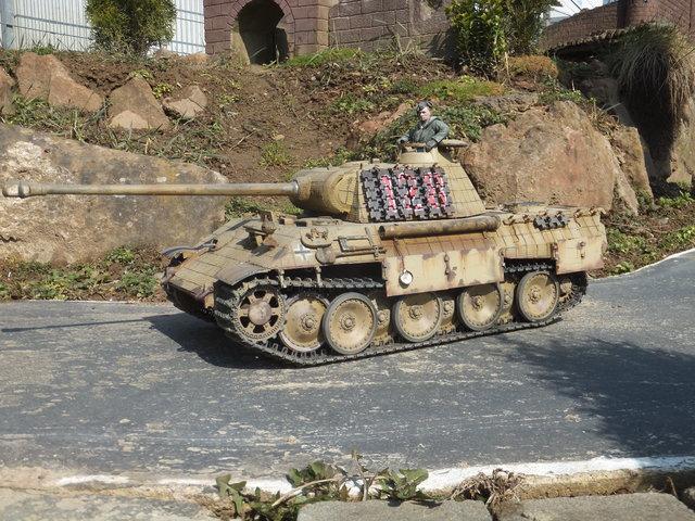 La Storia sulla diffusione dei carri armati in scala 1-16 in Italia. - Pagina 5 32201710