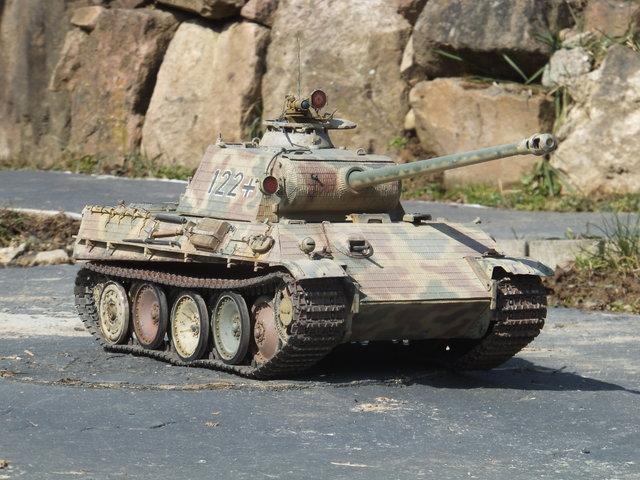 La Storia sulla diffusione dei carri armati in scala 1-16 in Italia. - Pagina 5 32201910
