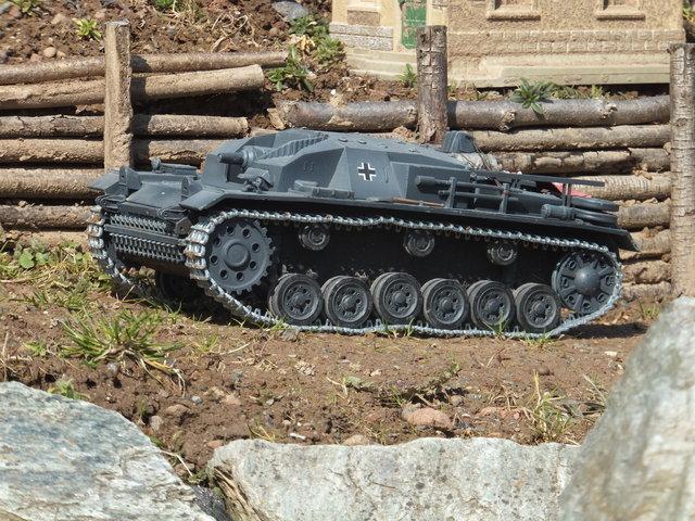 La Storia sulla diffusione dei carri armati in scala 1-16 in Italia. - Pagina 5 32201911