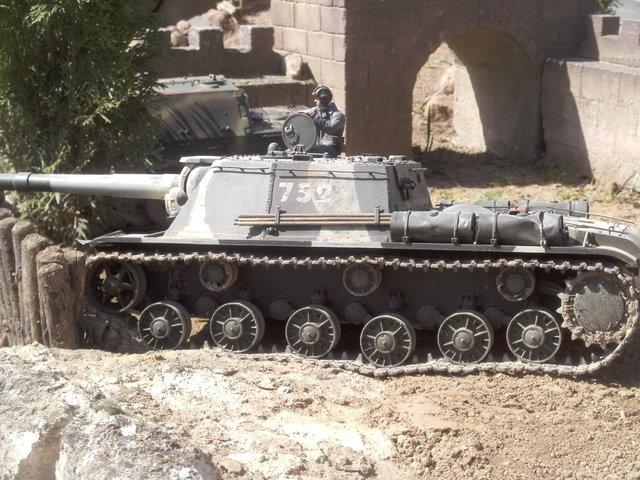 La Storia sulla diffusione dei carri armati in scala 1-16 in Italia. - Pagina 5 32343211