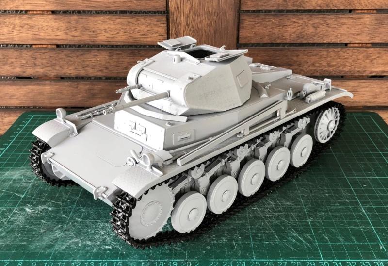 Panzer II 84u6eo10