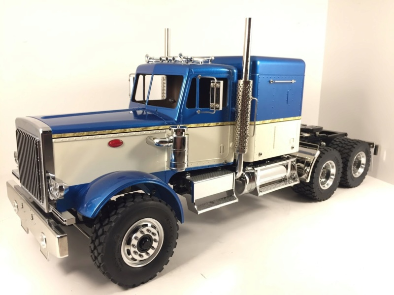 Peterbilt ScaleArt 1.16 A48c6510